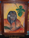 """""""Women with Palm"""" 2005"""