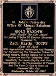 ZACH MARTIN DEAN OF ROCK