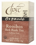Choice Organic Teas Premium Original Fair Trade Certified Rooibos