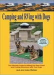 """Cover of """"Camping and RVing with Dogs"""""""