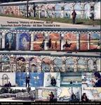 History of America Mural Spearfish, South Dakota