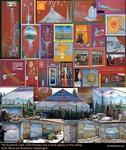 Washington State murals