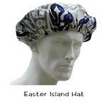 Bouffant Hat Easter Island