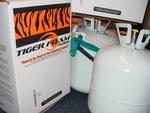 Tiger Foam Kit Boxed