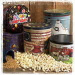 Kettle Corn Gift Tins