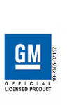 GM Licensee Logo for Promowearhouse