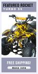 ATVs - WickedRocket.com - Outlaw 55