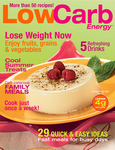 LowCarb Energy magazine cover - Summer 2005