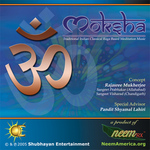 Moksha CD Art - Front Cover