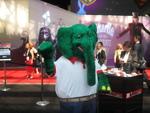 Ewaste Eddie Mascot Costume