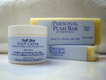 Personal Pumi Bar with Soft Step Foot Creme