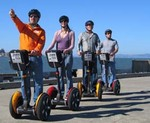 Guided Segway Tours in Sausalito California