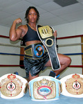 Ann Wolfe 8 Time World Champion