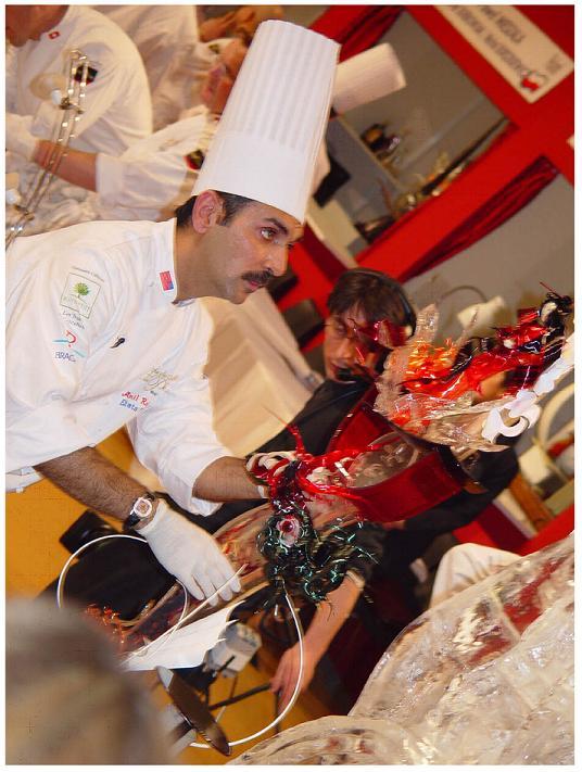 Usa world pastry cup team to train at l academie de cuisine for Academy de cuisine