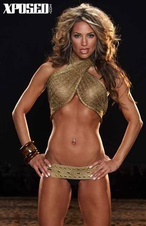 Scorching hot model Jennifer Nicole Lee tells Xposed about the fun on set