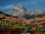 Mt. Daly and Snowmass Village, Colorado