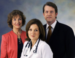 Anita Bains, APRN, BC, Janine Blackman, MD, PhD, and Jonathan Gilbert, NCAAOM, co-founders of The Gilbert Clinic