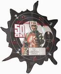 50 Cent - 6 Million Sold Platinum Award
