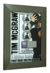 Tim McGraw 3 Million Sold Award