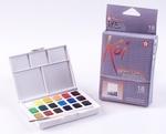 Koi watercolor 18 color field sketch kit