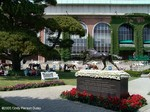 Belmont Park site of the 2005 Breeders' Cup World Thoroughbred Championships