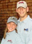 Denim Shirts and Baseball Caps