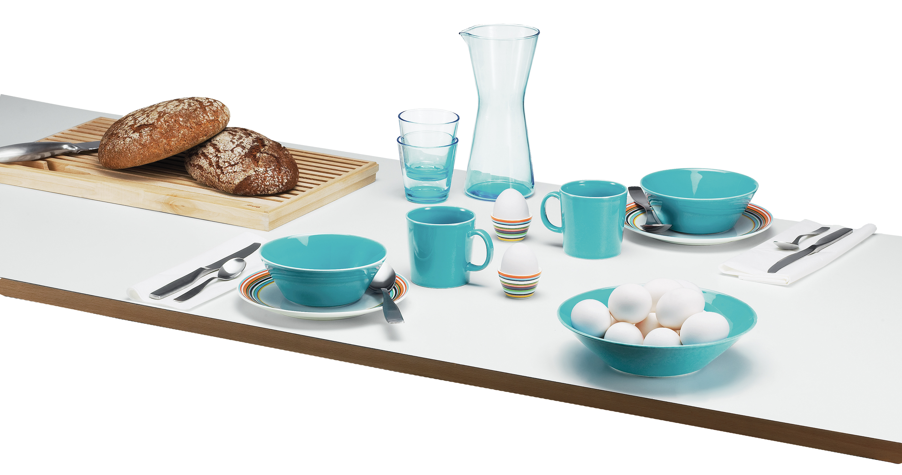 Teema Setting  sc 1 th 163 & Contemporary Dinnerware from the Casual to the Fine: Finnish ...