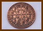 DC Ohm's Law Pocket Coin