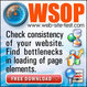 WSOP 2.0 - Optimize your Website Loading Times