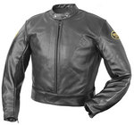 Vanson Leathers Cobra 2 leather motorcycle jacket features improved comfort and safety