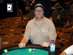 Scott Neuman at the Borgata Winter Open