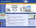 BroadVoice Internet phone service