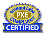 emBoot Labs PXE Certification