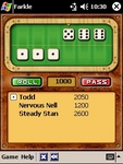 Farkle's attraction stems from players hoping to beat the odds and roll a high scoring combination.