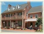 The Old Brick Inn, St. Michaels, Maryland