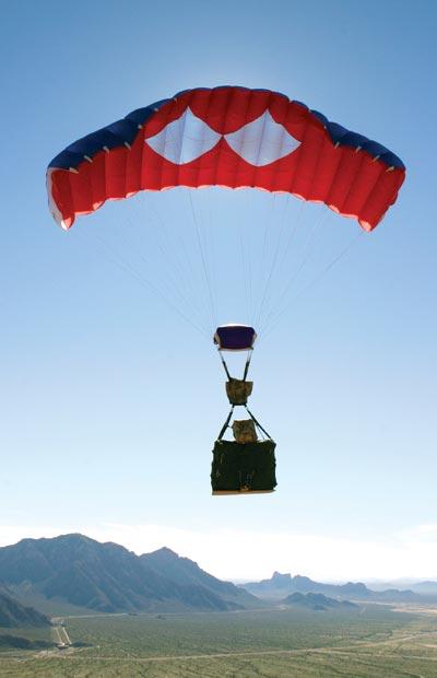 Atair Aerospace's Onyx Precision Guided Parachute System