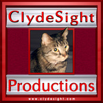 ClydeSight Productions Logo