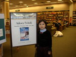 Adora at Barns and Nobles