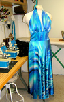 """Imbued"" Dress being made for the ARTV Awards"