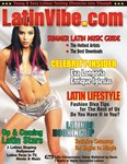 LatinVibe.com Magazine Cover
