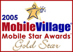 Mobile Star Gold Star Award
