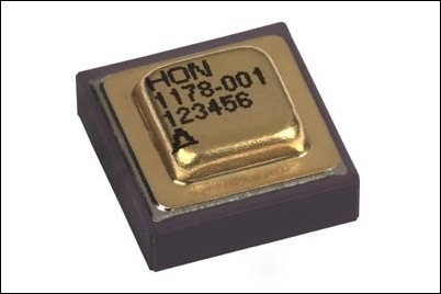 Honeywell Introduces New Mems Rotational Rate Sensor For