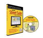 Navtrak's Street Suite 4.0 GPS-based Business Productivity Software
