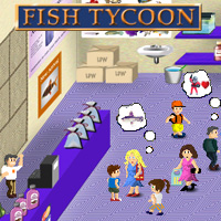 Beautiful fish in the world fish tycoon for Fish tycoon 2