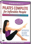 Bodywisdom Media's Pilates for Inflexible People in Stores November 1st