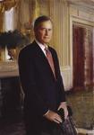 Official Portrait of George Bush, Sr.