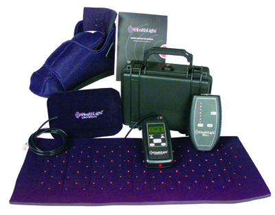 Lymphacare Adds Healthlight Infrared Therapy Systems To