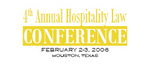 4th Annual Hospitality Law Conference