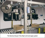 """The Numina Group's """"One Step"""" print and apply system."""