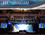 "D A V Productions provides all production support for Pepsi's ""Big Air"" show at Mandalay Bay."